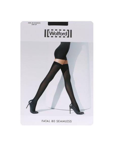 Чулки шелковый Wolford