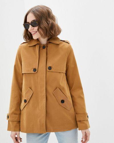 Облегченная коричневая куртка Tantra