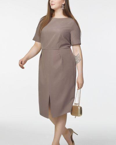 Деловое платье повседневное с карманами Lacywear