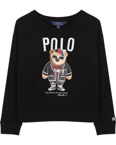 Свитер с медведем Polo Ralph Lauren