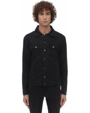 Czarne jeansy The People Vs