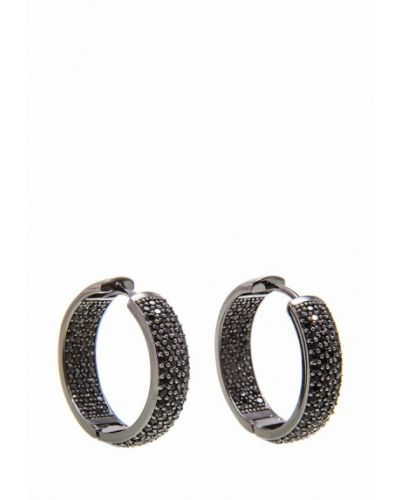 Серьги-кольца Aiyony Macie
