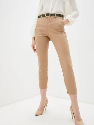 Повседневные бежевые брюки Adl