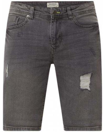 Bermudy jeansowe bawełniane Mcneal