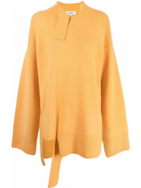 Bluza dresowa - pomarańczowa Enfold