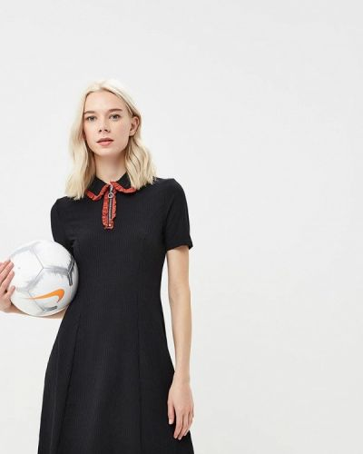 Черное платье весеннее Glamorous