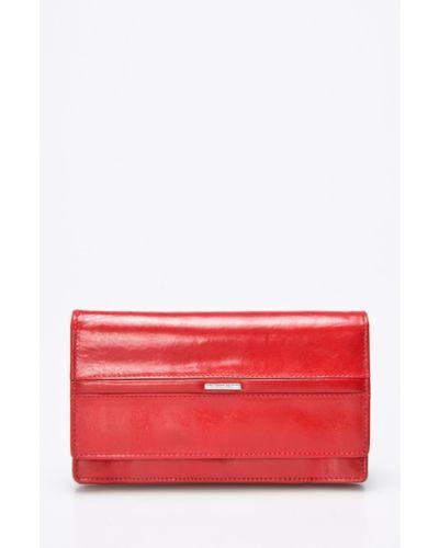 Красный кошелек Samsonite