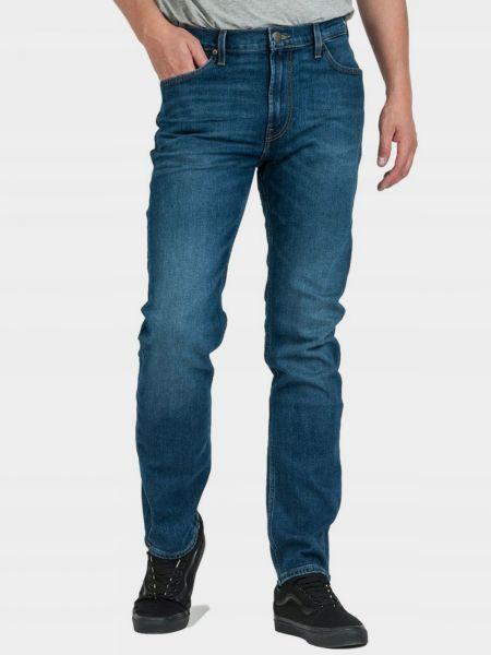 Облегающие джинсы - синие Lee
