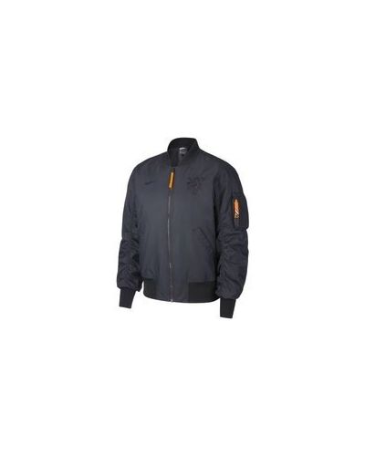 С рукавами куртка на молнии с декоративной отделкой Nike