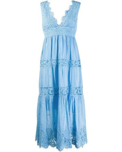 Расклешенное платье на молнии Temptation Positano
