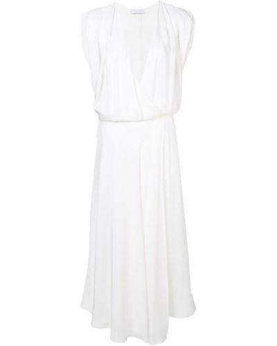 Однобортное платье на молнии Kalita