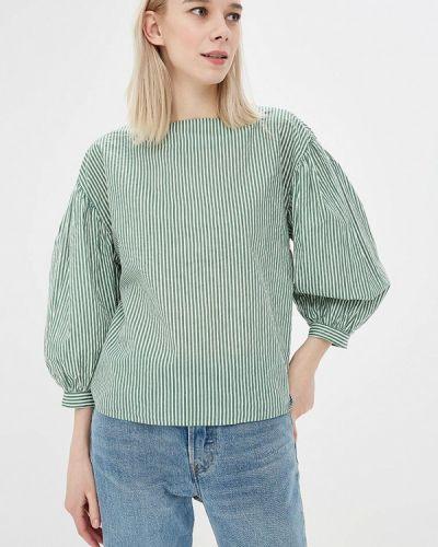 Зеленая блузка Vero Moda