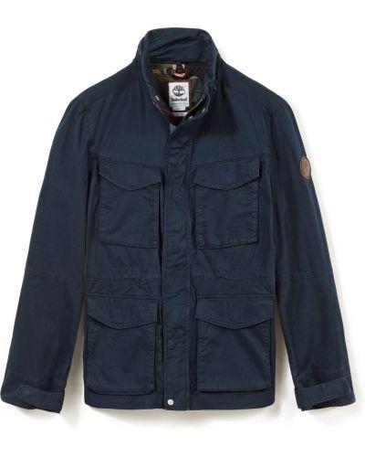 Куртка милитари - синяя Timberland