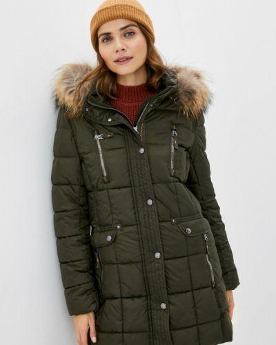 Теплая куртка хаки Betty Barclay