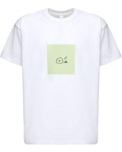 Белая рубашка оверсайз Ziq & Yoni