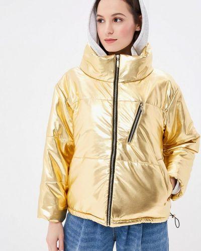 Утепленная куртка демисезонная осенняя Mirasezar