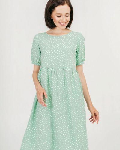 Платье - зеленое Bessa
