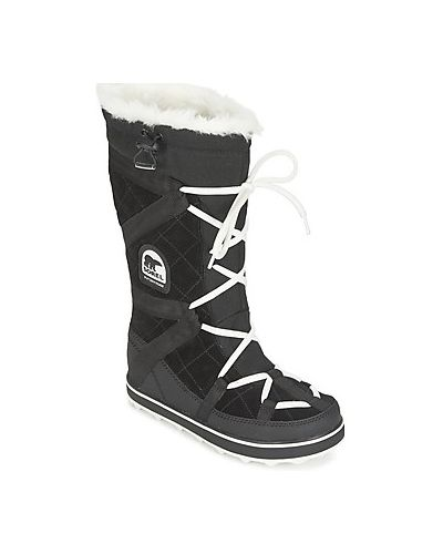 Czarny śniegowce Sorel