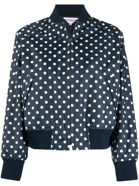 Синяя куртка Comme Des Garçons Girl