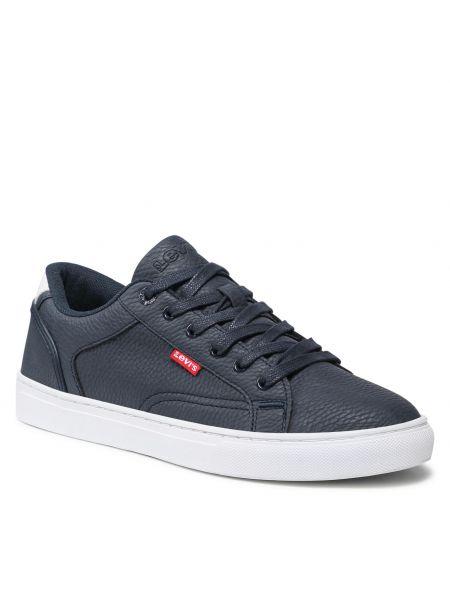 Sneakersy - niebieskie Levi's
