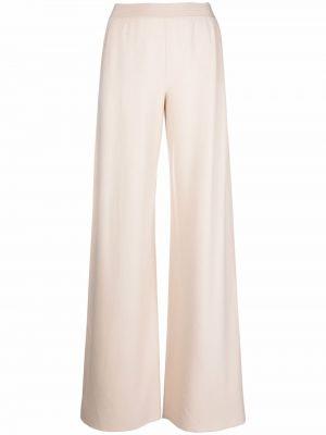 Brązowe spodnie Loro Piana