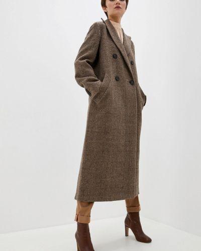 Пальто пальто двубортное Weekend Max Mara
