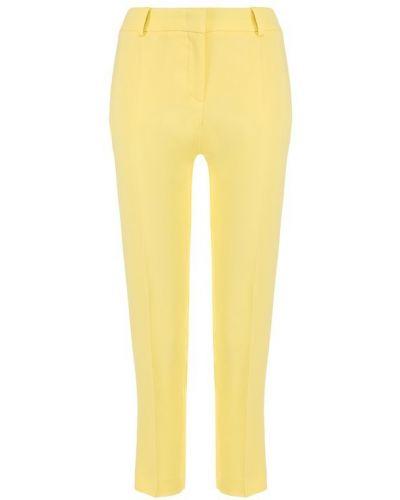 Классические брюки укороченные со стрелками Emilio Pucci