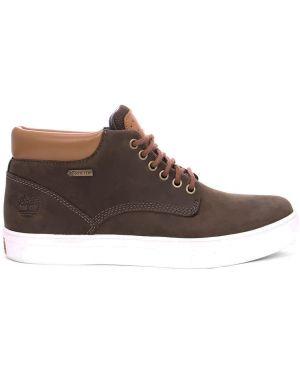 Шнурки кожаный Timberland