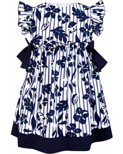 Платье - синее Il Gufo