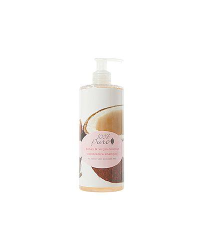 Шампунь для волос 100% Pure