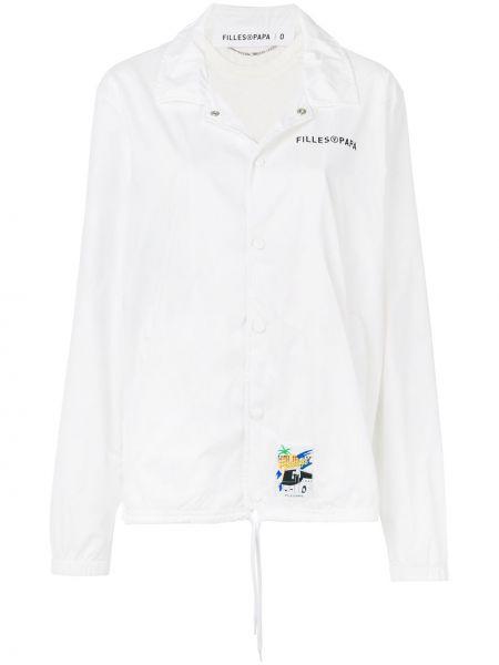 Облегченная нейлоновая куртка Filles A Papa