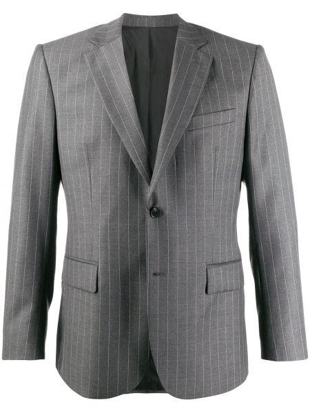 Шерстяной пиджак - серый J.lindeberg