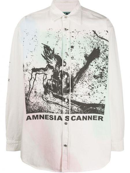 Свободная классическая рубашка оверсайз на пуговицах Vyner Articles