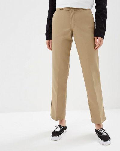 Бежевые брюки Dickies