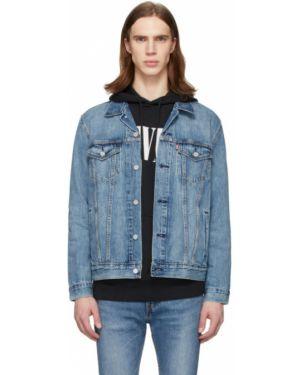 Джинсовая куртка длинная легкая Levi's®