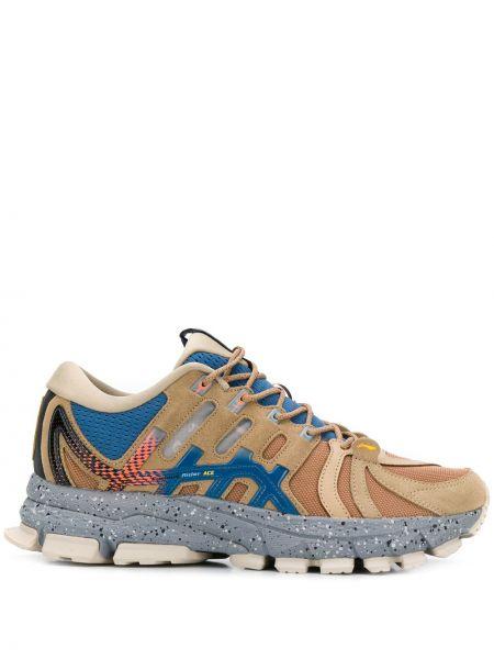 Кожаные кроссовки Li-ning
