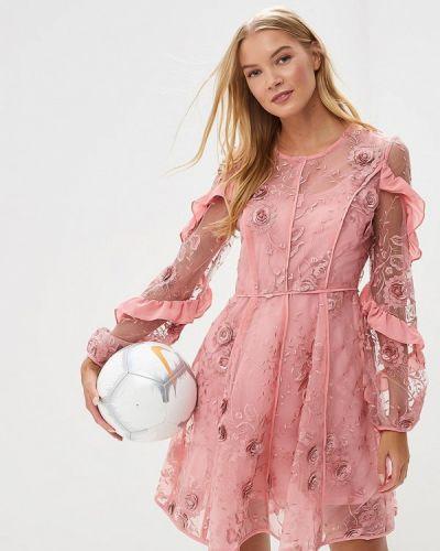 Платье мини декаданс весеннее True Decadence