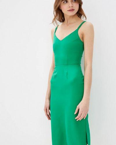 Зеленое платье Tommy Hilfiger