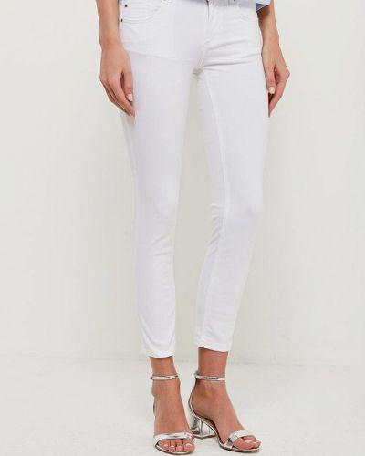 Белые джинсы-скинни Silvian Heach