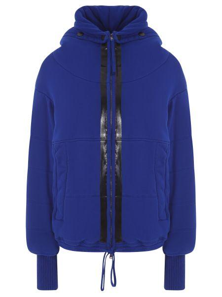 Куртка с капюшоном - синяя Roque