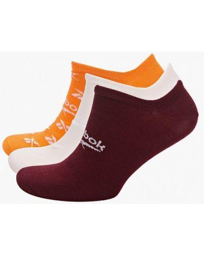 Красные носки Reebok Classic