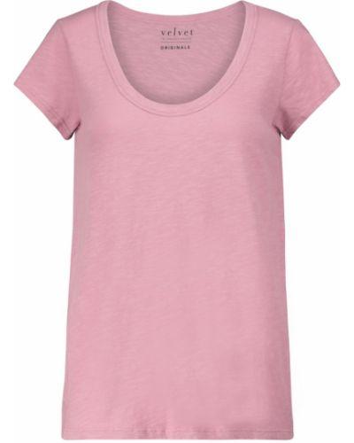 Лонгслив - розовая Velvet