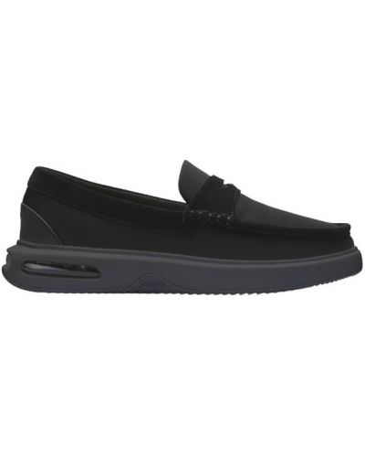 Loafers - czarne Swims