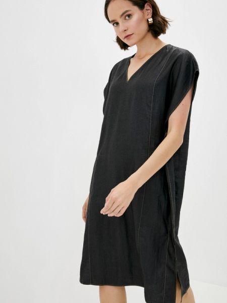 Платье - черное Joseph