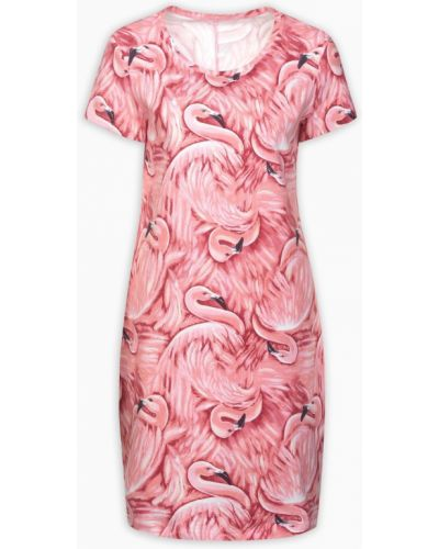 Платье розовое Pelican
