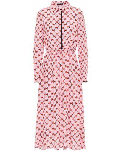 Платье миди на пуговицах Markus Lupfer