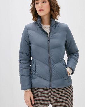 Утепленная куртка - серая Camomilla Italia