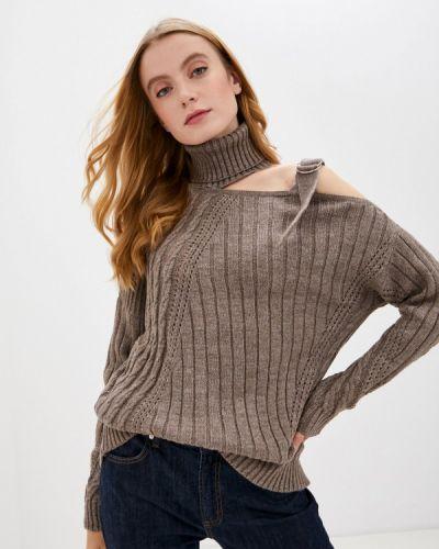 Коричневый свитер Happychoice