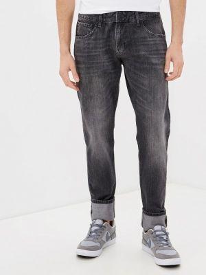 Прямые джинсы - серые Whitney