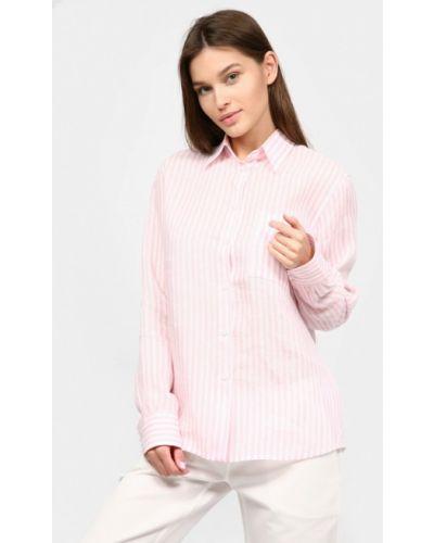 Розовая рубашка Inna Lee